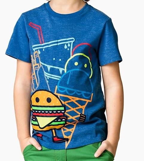Kids wear t-shirt