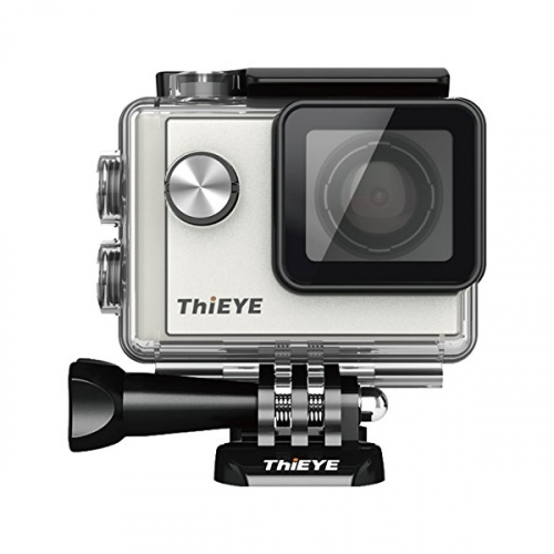 Thieye 4k action camera - i 60  silver