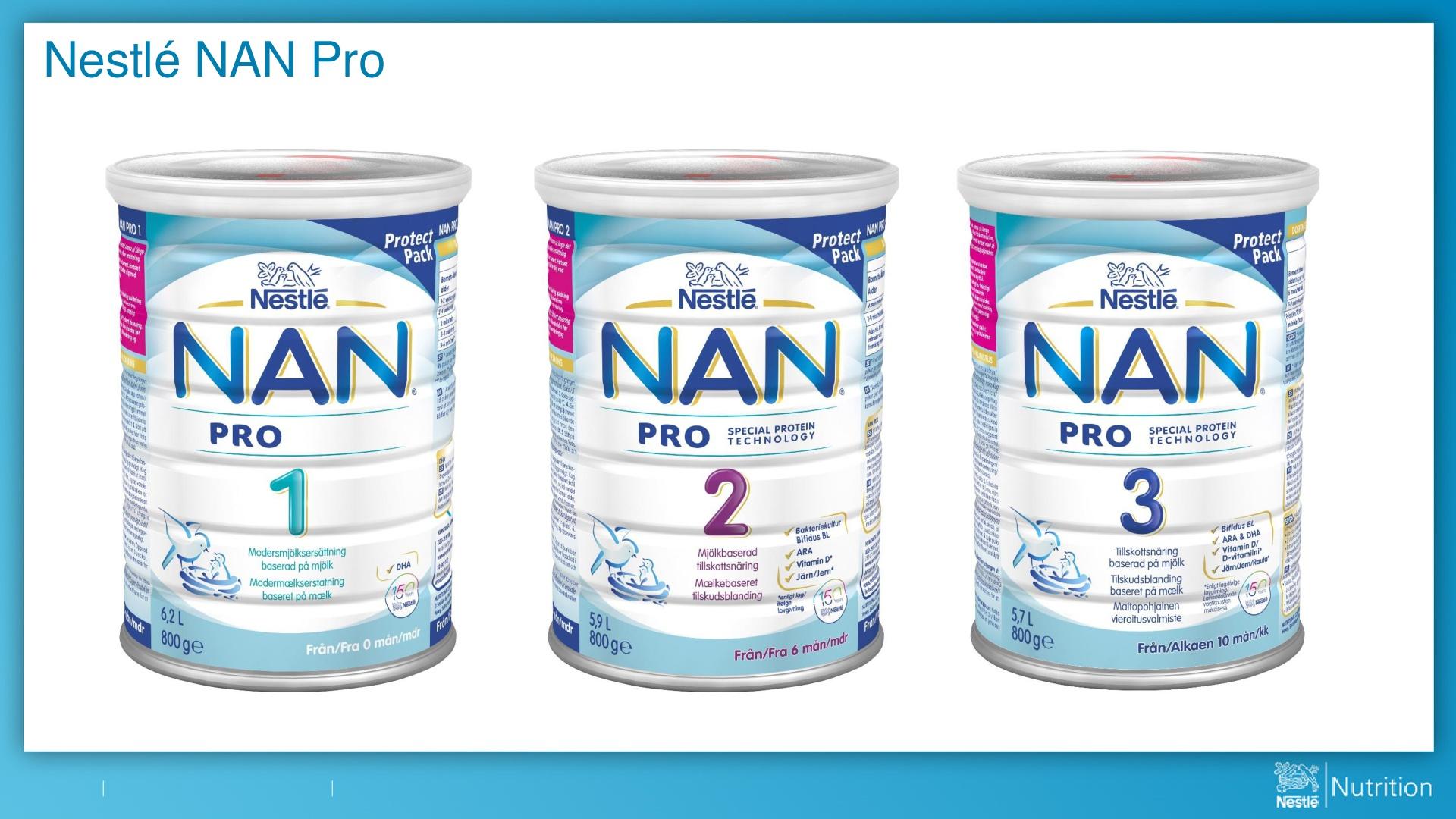 Nestlé NAN PRO1 2 3  Tin_2
