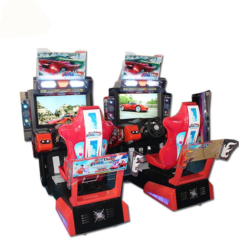 Arcade Racing Car/Moto Game Machine-Offer OEM&ODM Service_2