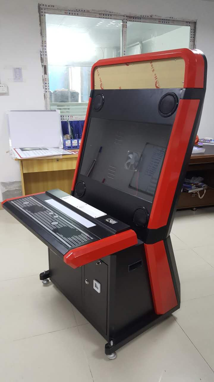 Hot Sales Arcade Fighting Game Machine_5
