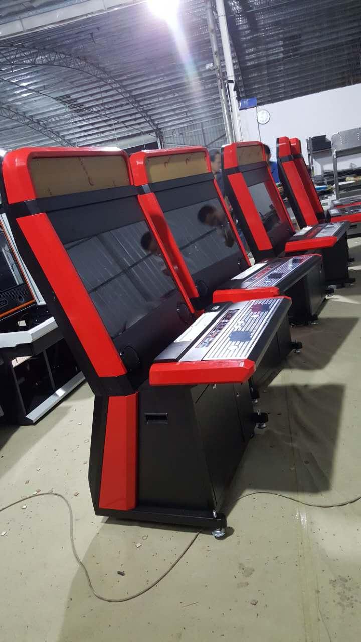 Hot Sales Arcade Fighting Game Machine_3