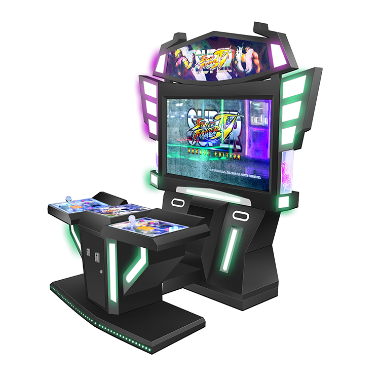 Hot sales arcade fighting game machine