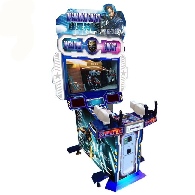 Hot Sales Arcade Shooting Game Machine_4