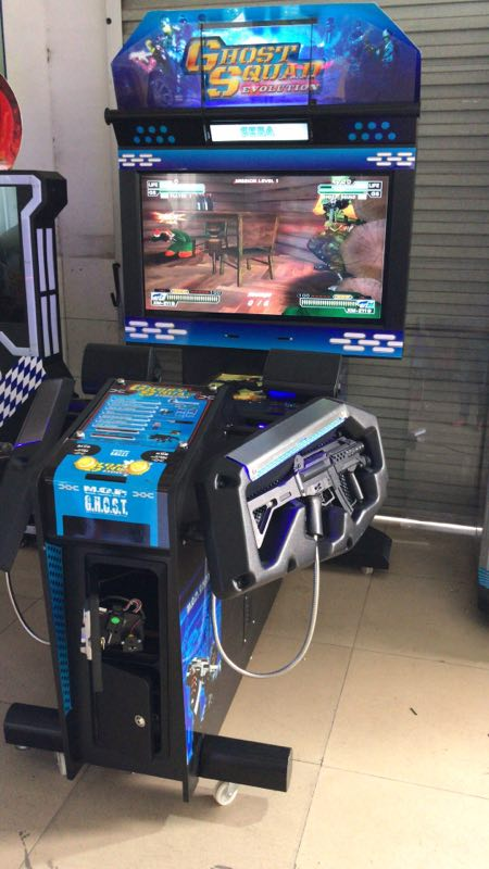 Hot Sales Arcade Shooting Game Machine_3