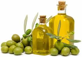 Natural cold press olive oil