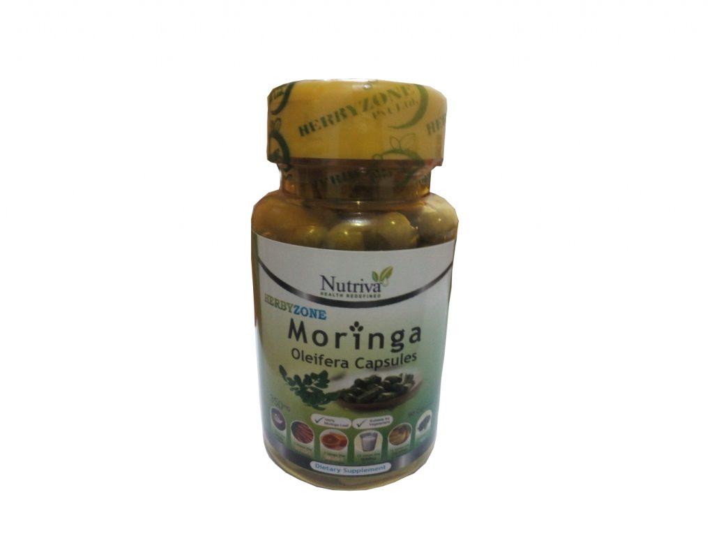 Moringa Oleifera Capsules_2