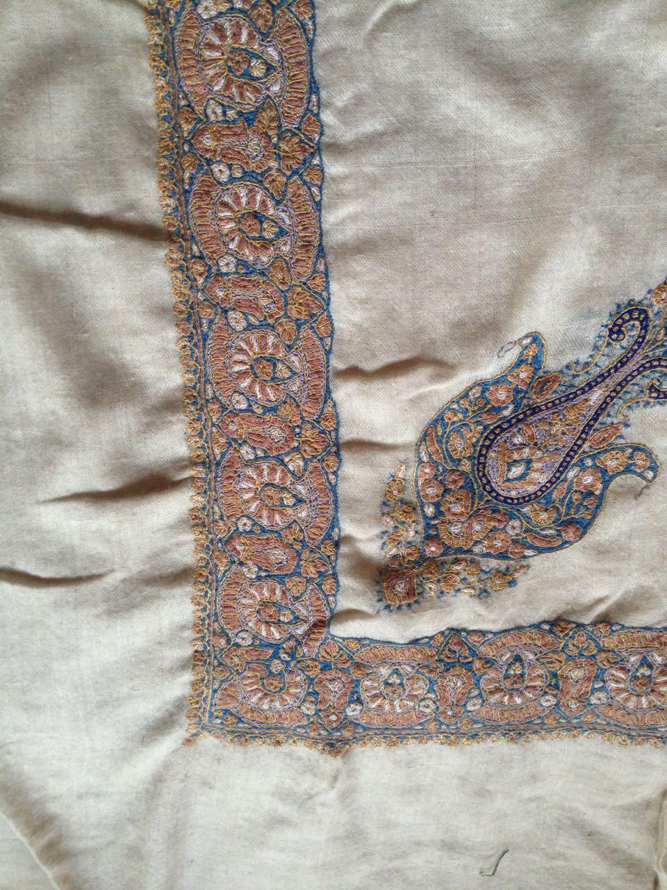 Qatar pashmina turma shawl