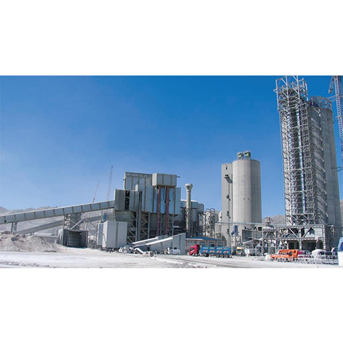 AS Clincker Grinding Plant in  ANKARA, TURKEY_2