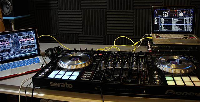 Pioneer Pro DJ DDJ-SZ DJ Professional DJ Controller_3