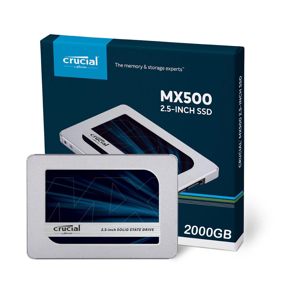 2tb crucial mx500 2.5