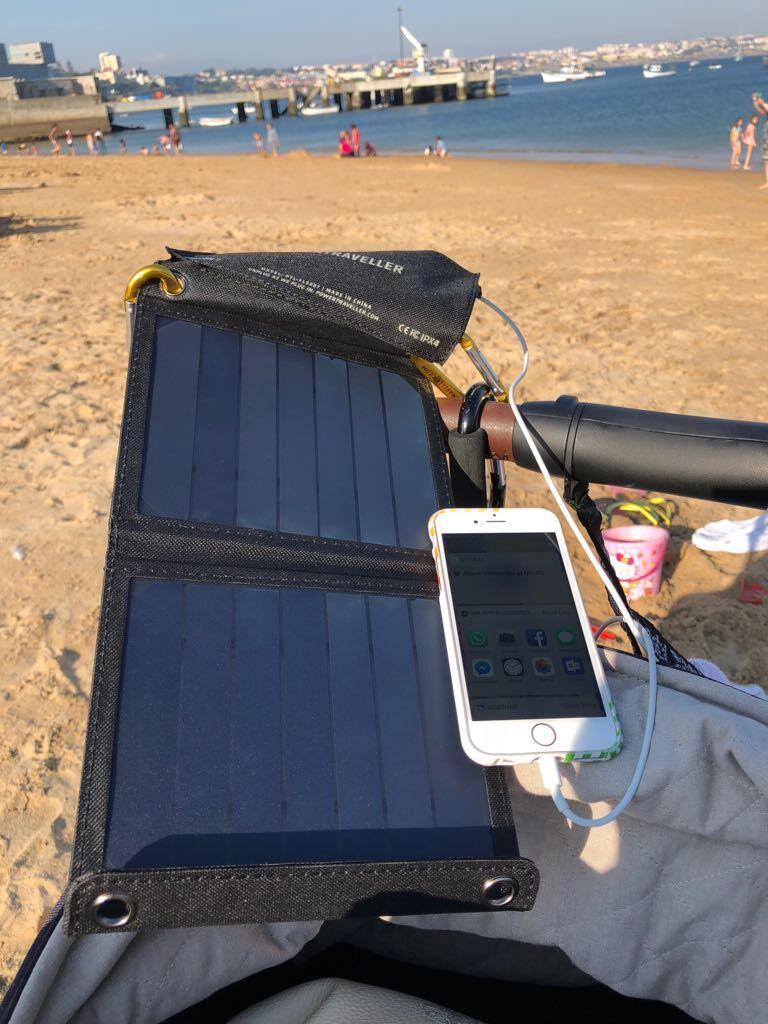 Powertraveller ptl-fls007 falcon 7 solar panel