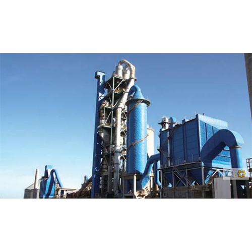 5,000t/D Cement Plant In Kyrgyzstan_2