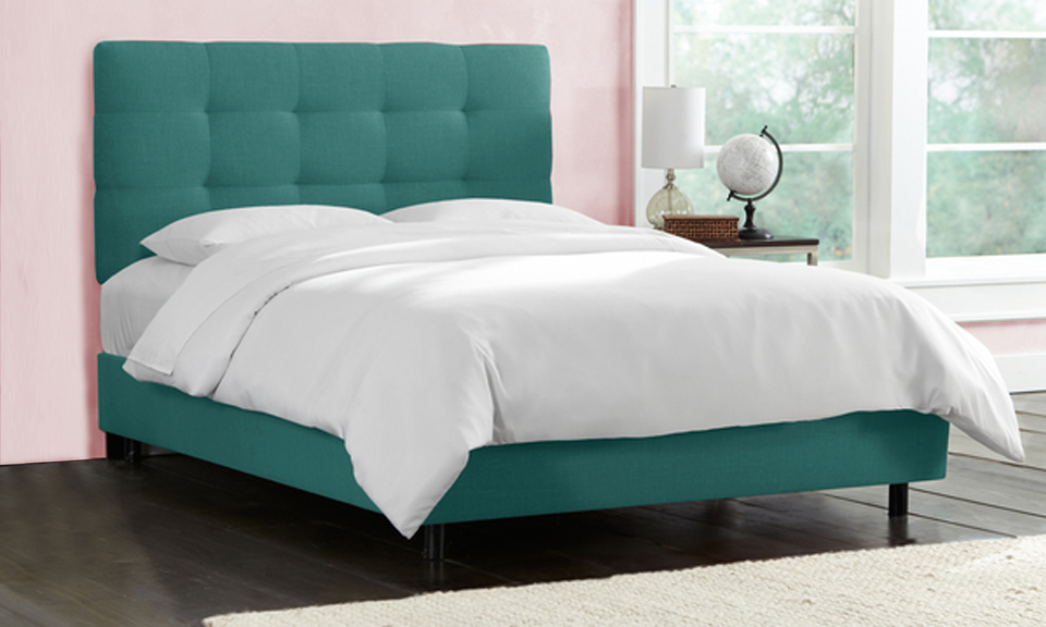 Skyline - Tufted Bed_2