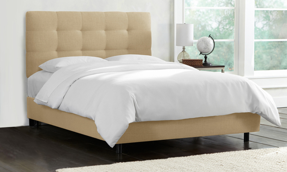 Skyline - Tufted Bed_3