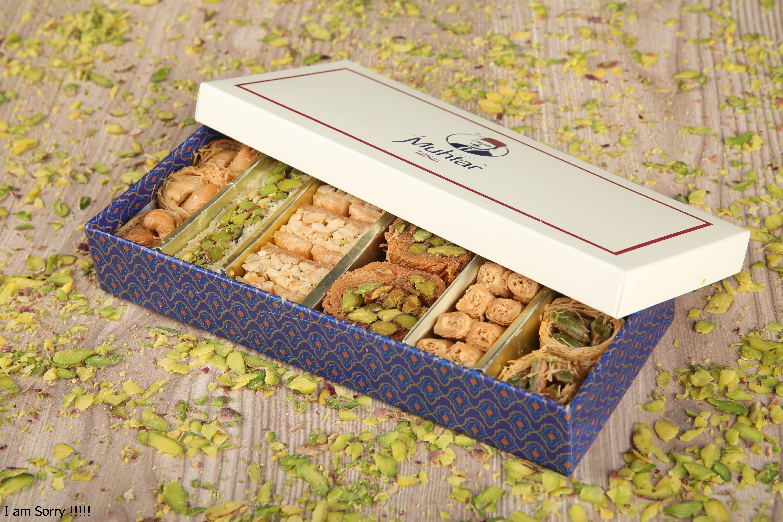 Mix Arabic Sweets 175 Gram pack