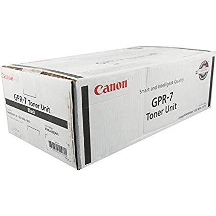 Original canon gpr-7 toner