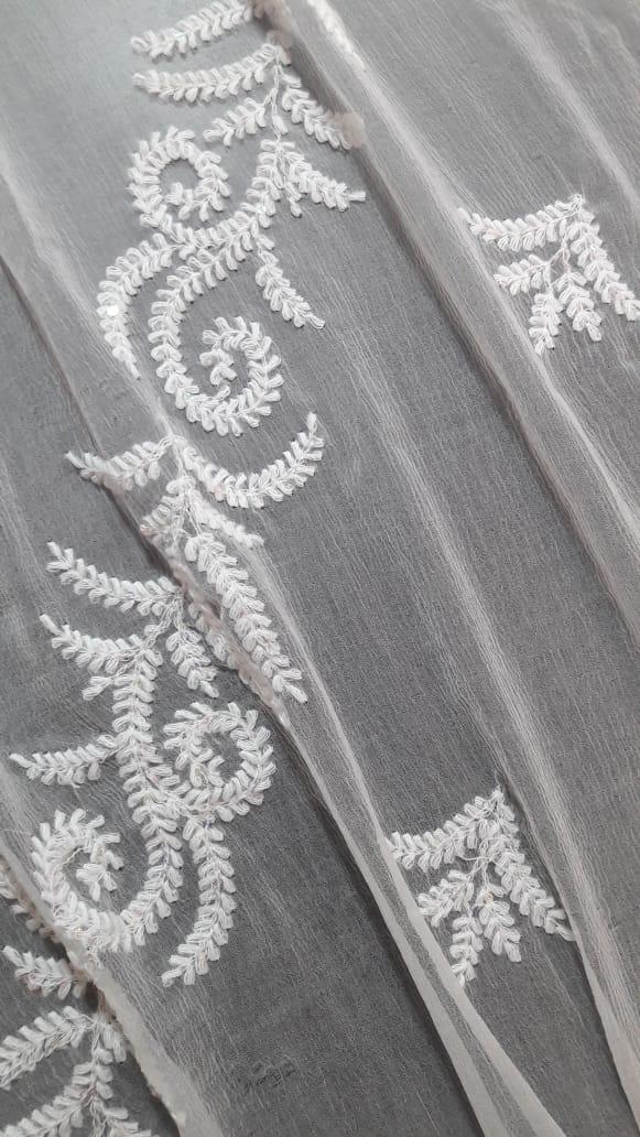 Silk, Chiffon , Cotton , Geoggette ...fabric_3