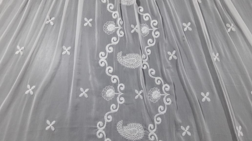 Silk, Chiffon , Cotton , Geoggette ...fabric_5