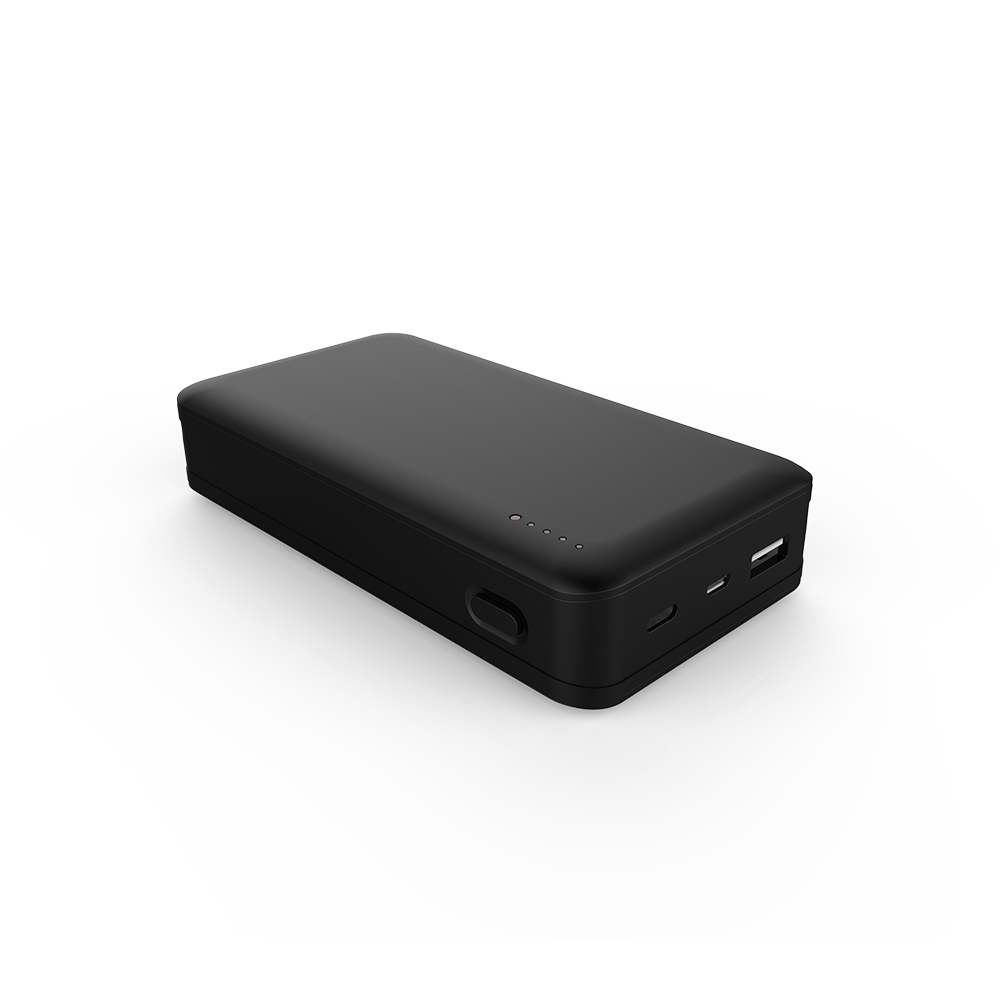 20000mAh Type C PD45W Portable Charger with QC3.0_2