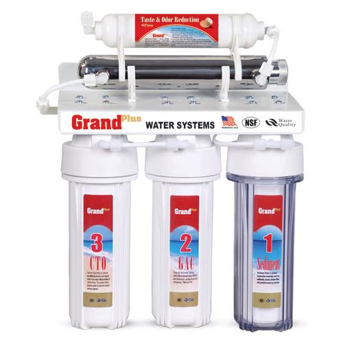 Grand pura under sink water purifier