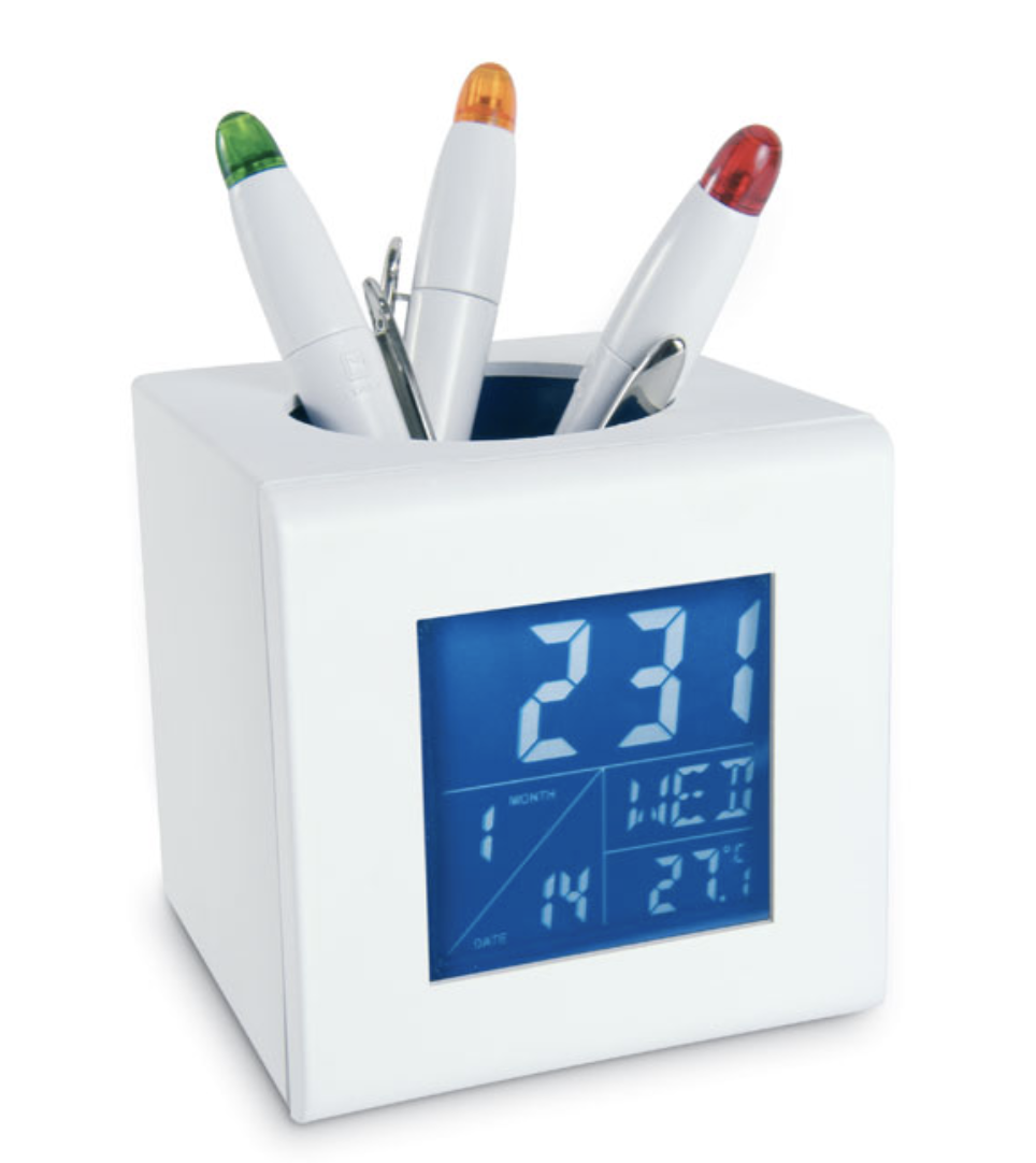 Weather Station With Pen Holder_2