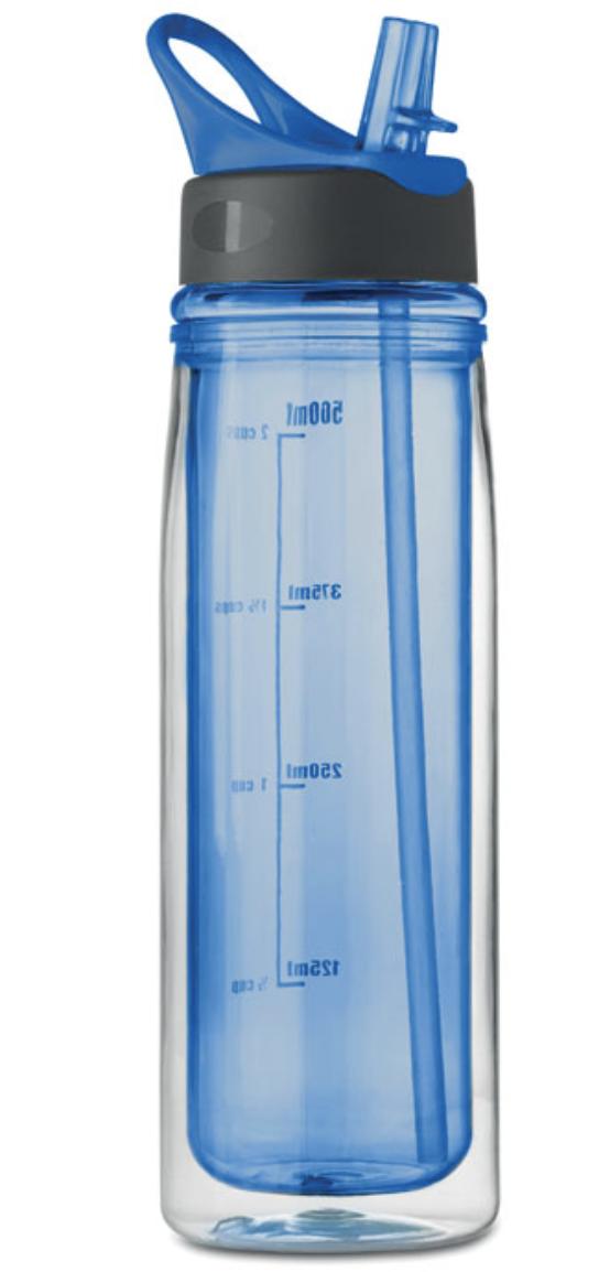 Double Wall Drinking Bottle
