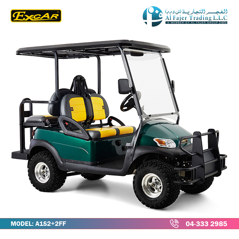 Electric golf cars dubai