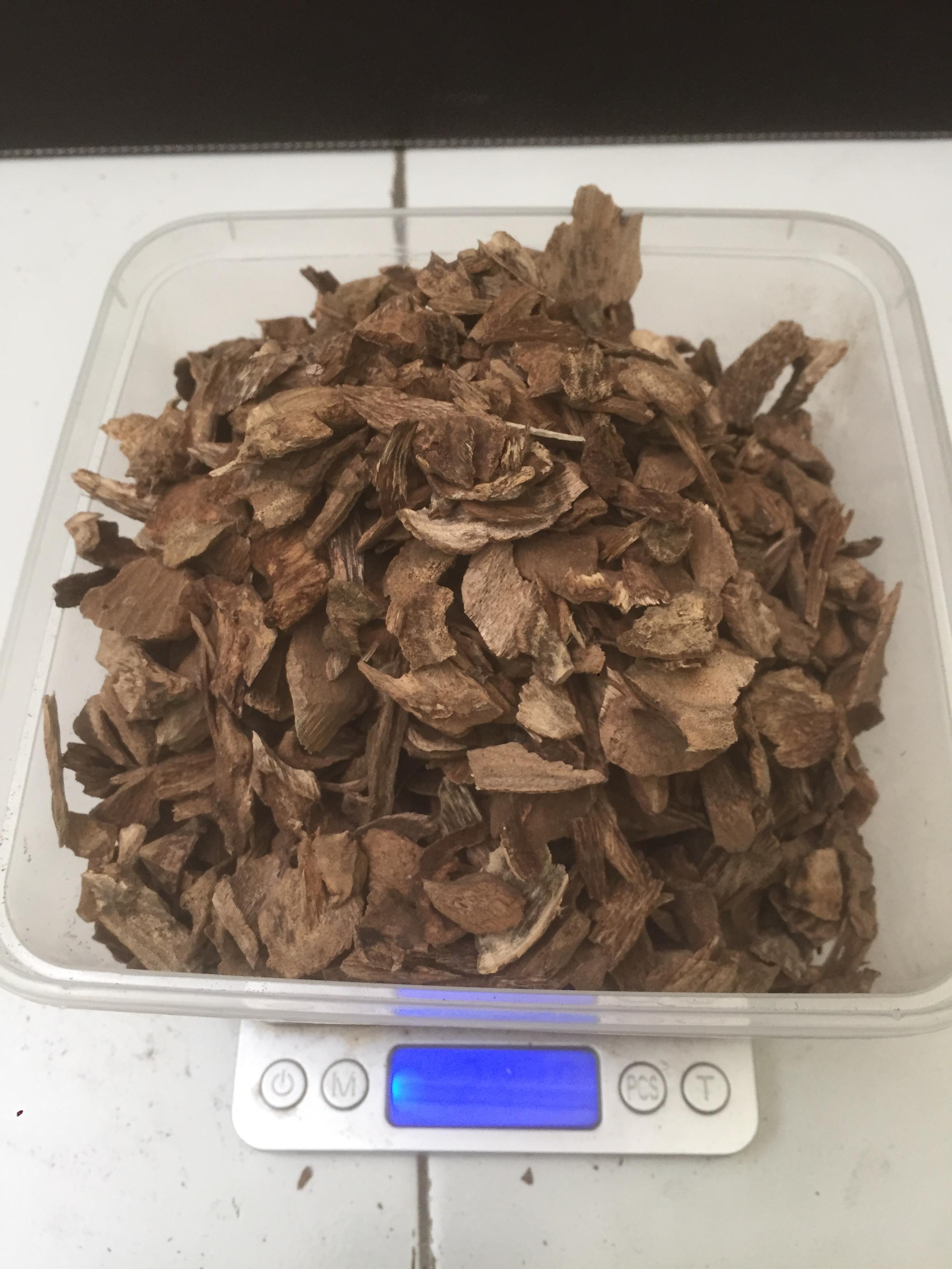 Sumbawa Agarwood Chips or Sumbawa Oud Oudh Chips 2.45kg_7