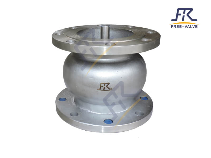 Line Silent Check Valve for Water Pump System_2