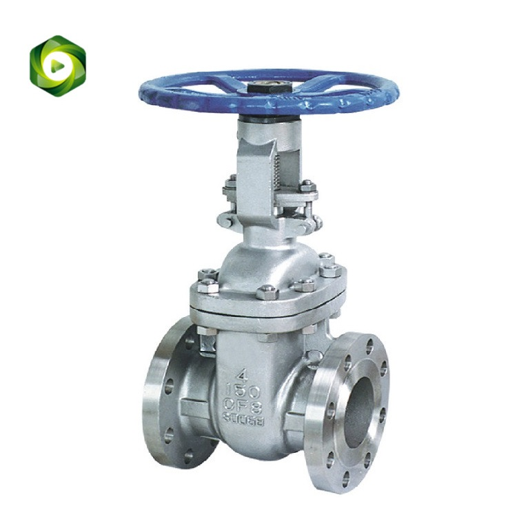Cast steel & Stainless steel  gate valve_2