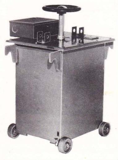 Electrical dimmerstat / variac