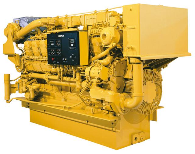 Diesel engine power system