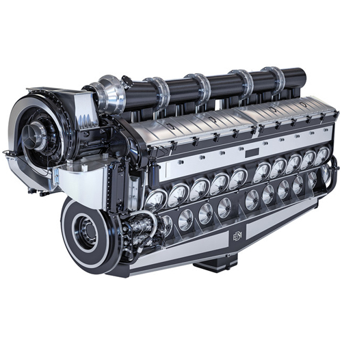 EMD 20-710 Diesel Engine Power System_2