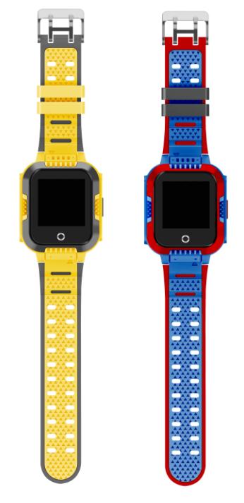 2g gps kid smart watch