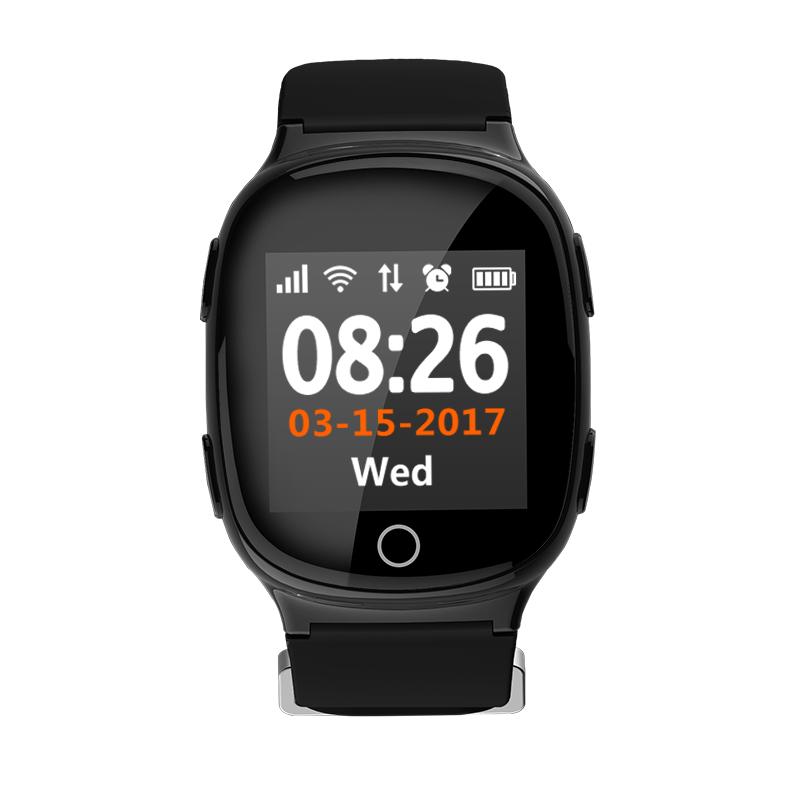 Gps senior smart watch