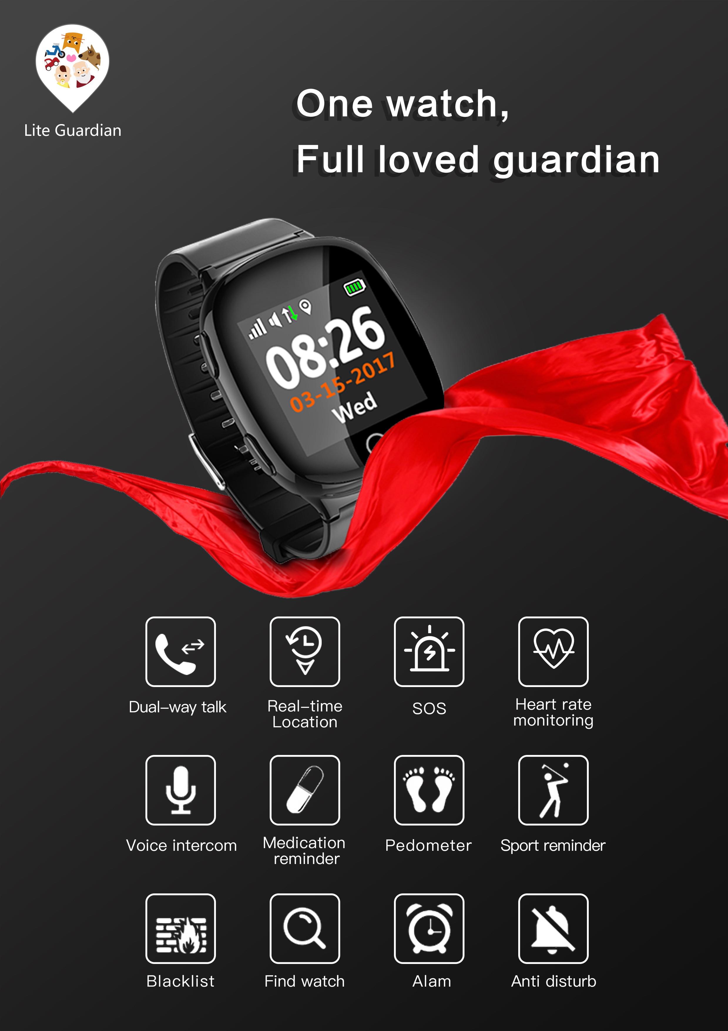 GPS senior smart watch_3