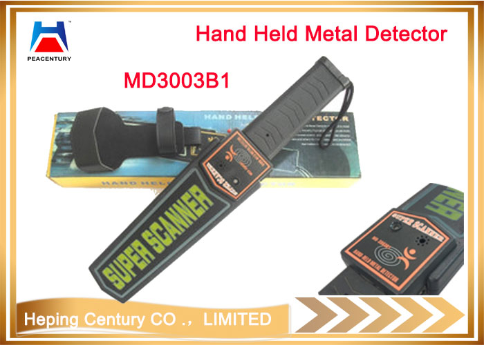 Full body security equipment hand held gold metal detector MD300_3