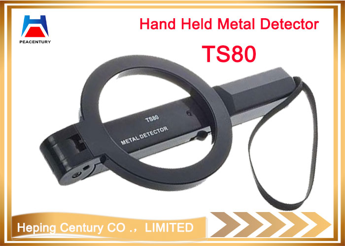 Full body security equipment hand held gold metal detector MD300_7