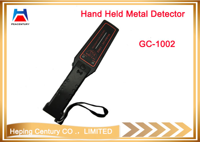Full body security equipment hand held gold metal detector MD300_5