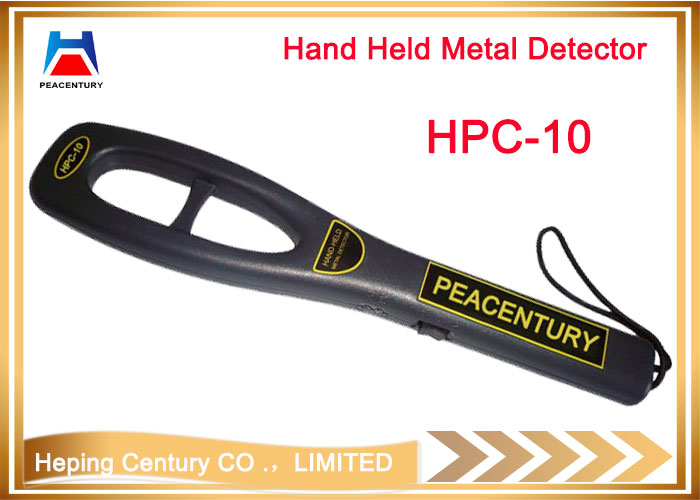 Full body security equipment hand held gold metal detector MD300_6