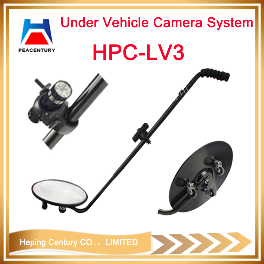 Portable Digital Visual Under Vehicle checking camera UVSS with DVR    HPC-V3D_7