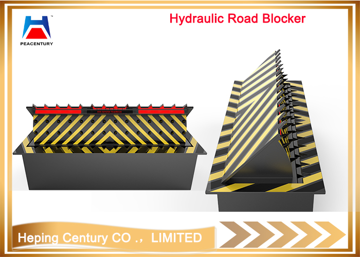 Factory direct supply of hydraulic automatic parking road blockers hydraulic road blocker