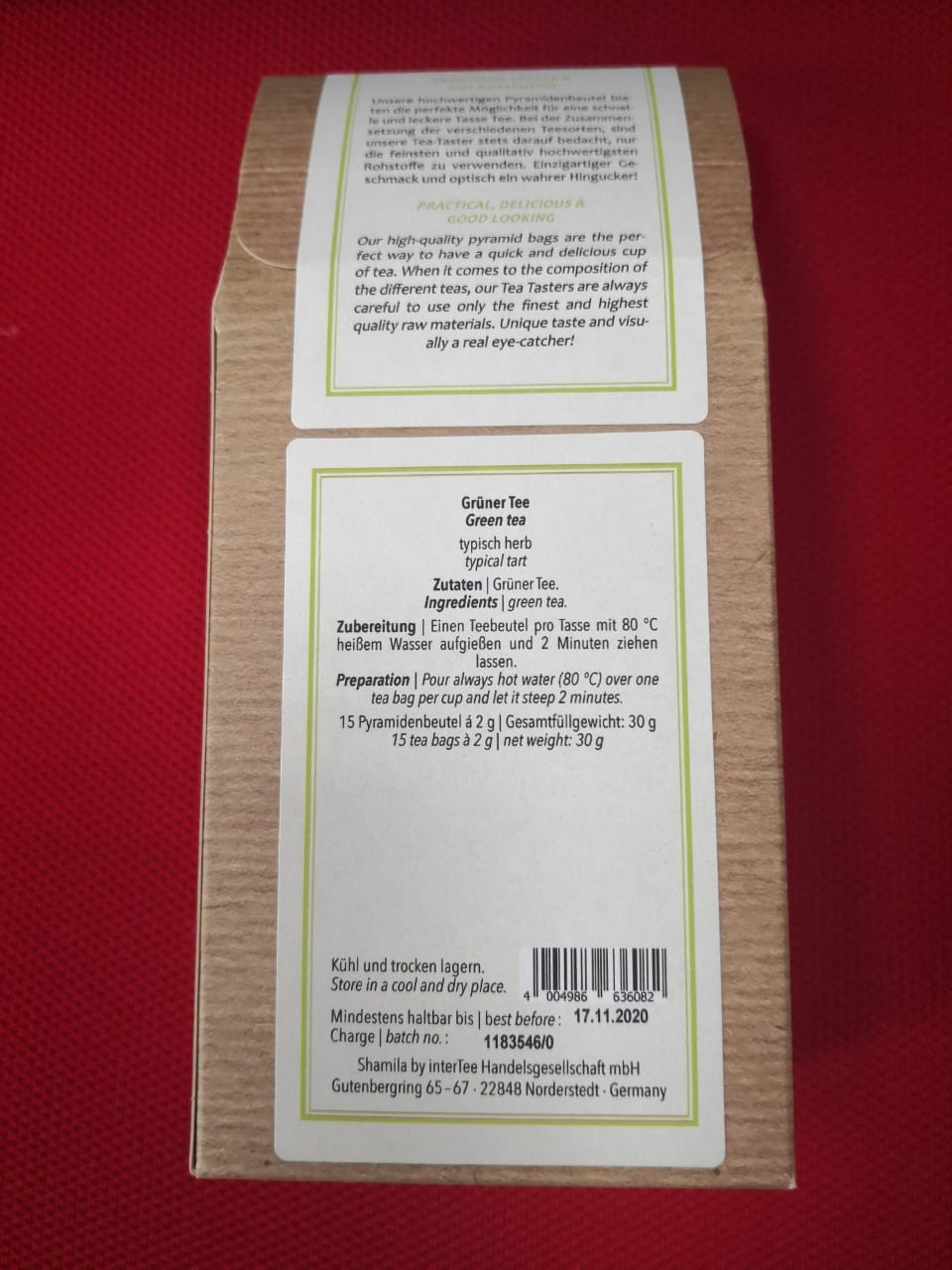 SIMPLY SENCHA - Chaitwentea a Tealicious beverage_2