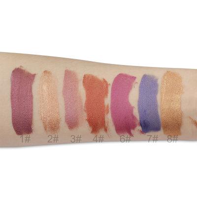 Ready to Ship In Stock Fast Dispatch Professional Makeup Liquid Lip Diamond Shining Lipgloss Cosmetic Glitter Metallic Lip Gloss_3