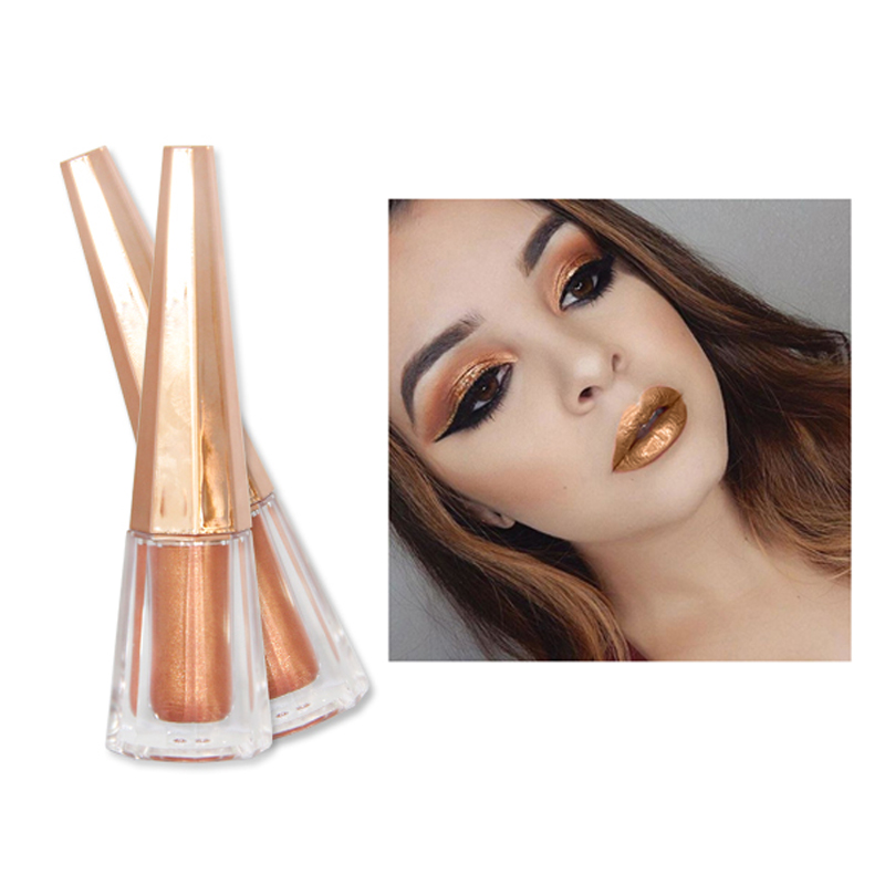 Ms-lpm-7 lip art metallic liquid lipstick