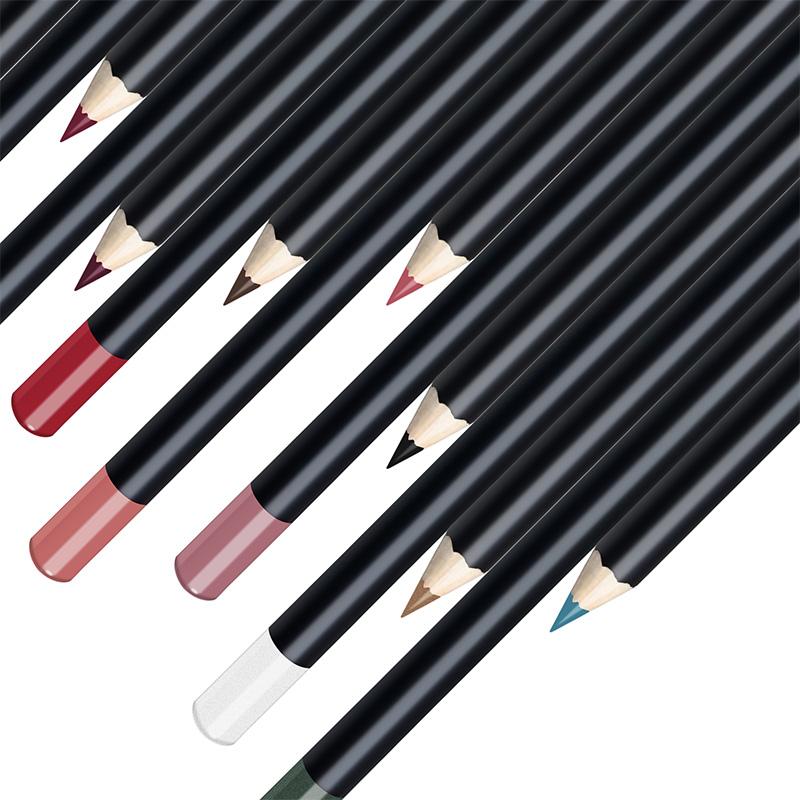 MS-LPS-16 16 matte color lip line  1.5g_3