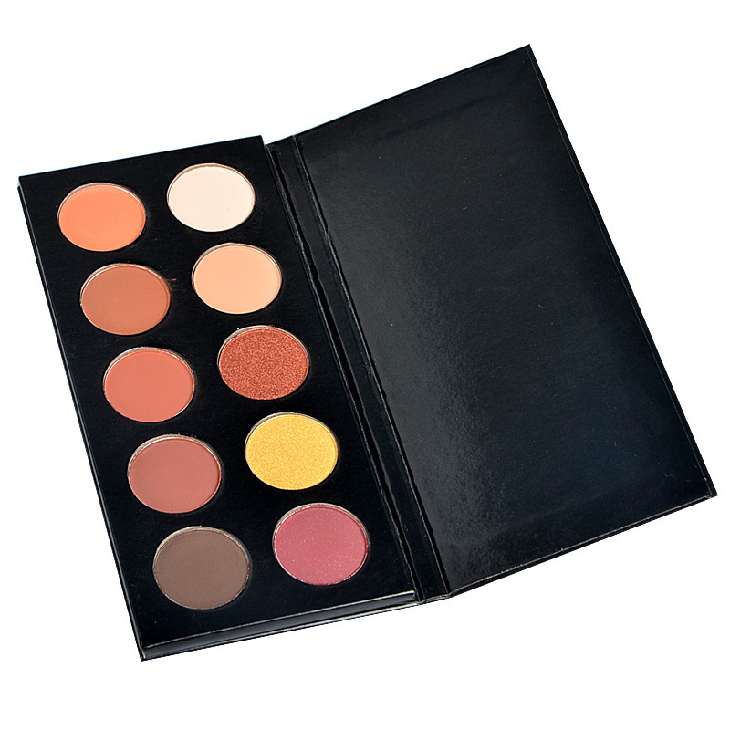Ms-ep-10-1 10colors all in one eyeshadow