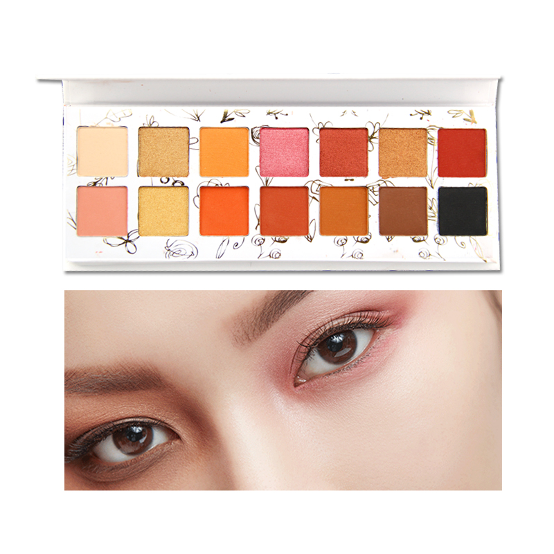 MS-EP-14 9 matte colors and 5 shimmer colors eyeshadow palette_6
