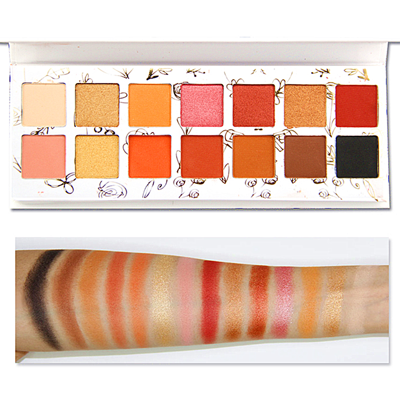 MS-EP-14 9 matte colors and 5 shimmer colors eyeshadow palette_4